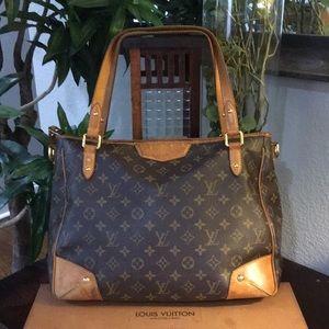 Authentic Louis Vuitton Estrella MM